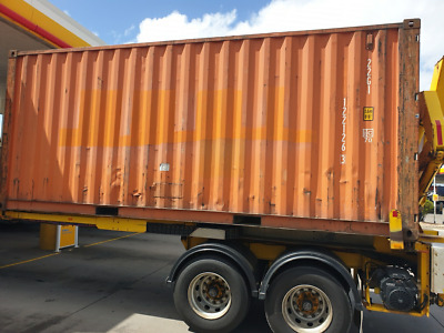 AU2950 • Buy Container Shipping Container