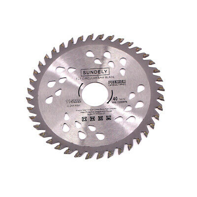 £7.92 • Buy FAST 115mm Angle Grinder Saw Blade For Wood And Plastic 40 TCT Teeth