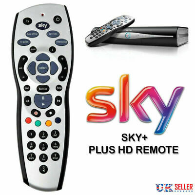 £5.49 • Buy Sky Tv Remote Control Sky + Plus Hd Genuine Replacement Free Delivery Uk Seller
