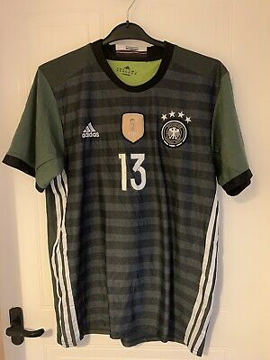Germany Football Shirt Adidas 13 Muller SIZE ADULT XL - See Description • 14.99£