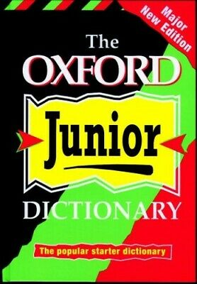 The Oxford Junior Dictionary Hardback Book The Cheap Fast Free Post • 8.49£