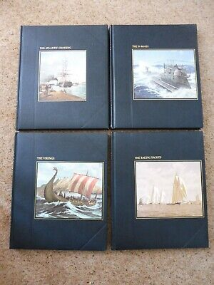 16 X Time Life Books - The Seafarers Series VGC (see Inventory) £1 Per Book +P&P • 27£