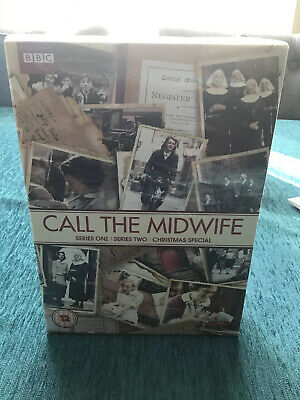 £5.99 • Buy Call The Midwife - The Collection (DVD, 2013, 6-Disc Set, Box Set)