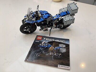 Lego BMW Gs 42063 (completed Set) • 15£