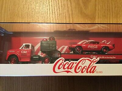 $ CDN45.93 • Buy 2020 M2 MACHINES COCA COLA CHEVROLET TRANSPORTER & 1971 CAMARO CHASE 1 Of 750