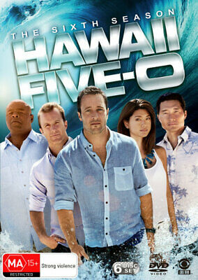 AU30.99 • Buy Hawaii Five-0 (2010): Season 6 (2015) [new Dvd]