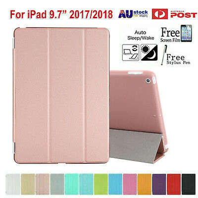 AU12.99 • Buy Smart Case Slim Cover Stand Screen Protector For IPad 5/6th Generation 9.7  2018