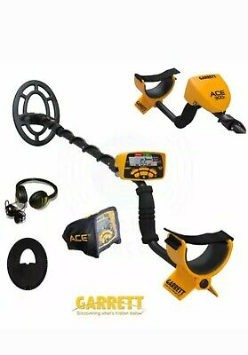NEW Garrett Ace 300i Metal Detector With FREE Accessories • 259.95£