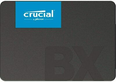 AU110.87 • Buy Crucial BX500 240 GB CT240BX500SSD1-Up To 540 MB/s (Internal SSD, 3D NAND, SATA,
