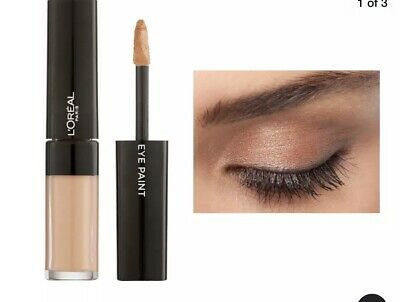 NEW - L'Oreal Infallible Eye Paint Cream Shadow - 305 Peach Me Babe • 3.20£