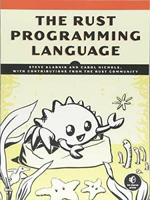 Rust Programming Language  The (Manga Guide) New Paperback Book • 26.06£