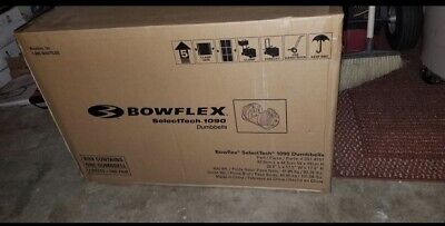$ CDN949.99 • Buy Bowflex SelectTech 1090 Adjustable Dumbbell (Single) BRAND NEW READY TO SHIP