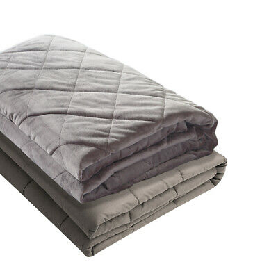 AU68.99 • Buy DreamZ Weighted Blanket Anxiety 9KG 7KG 5KG 2.2KG 11KG Gravity Relax Kids Adults