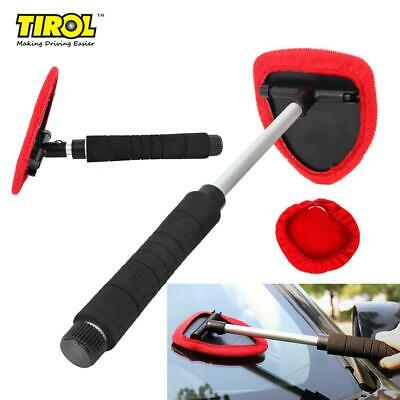 Car Auto Wiper Windshield Cleaning Glass Window Cleaner Brush Tool Telescoping • 6.99£