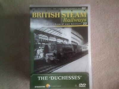 British Steam Railways #22 The 'duchesses'*dvd*documentary*trains* • 2.98£