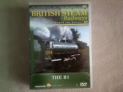 British Steam Railways #25 The B1*dvd*documentary*trains* • 2.98£
