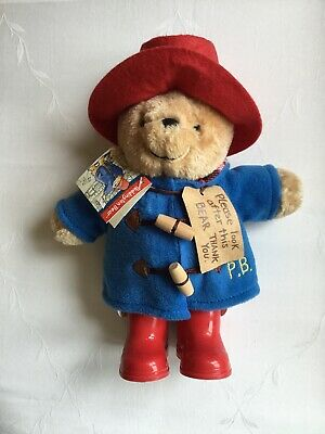 Harrods Paddington Bear Teddybear Bnwt  • 5£