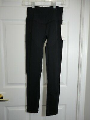 $ CDN159 • Buy NWT Lululemon All The Right Places Pant II BLK 28  LW5AZTS Black Size 6