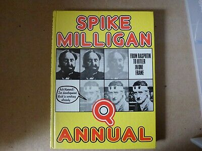 Spike Milligan The Q Annual - Based On The Famous BBC TV Series • 2.50£