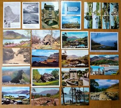 Collection Of 21 Postcards Of KESWICK And The Lake District: See Photos • 2.49£