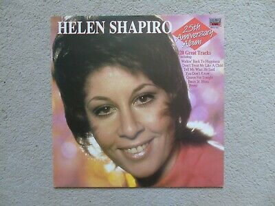Uk Mfp Lp Helen Shapiro Best Of  Stop And You'll Become Aware Northern Soul • 8.99£