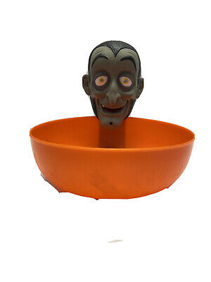 $ CDN25.15 • Buy Take One Animated Halloween Candy Bowl Dish Vampire Decorations Works