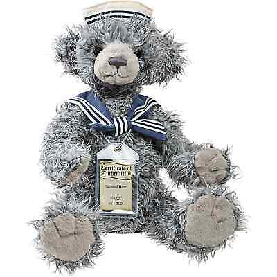 NEW Silver Tag Bears Collectable 6 Limited Edition Bear By Suki Samuel 18.5  • 29.95£