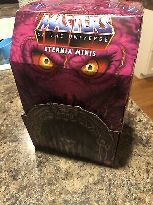 $80 • Buy 2020 MASTERS OF THE UNIVERSE ETERNIA MINIS SNAKE MOUNTAIN WAVE 12 Total