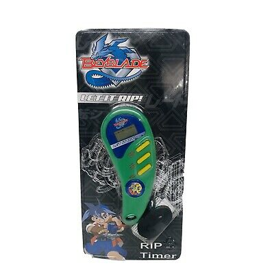 £39.99 • Buy Beyblade Let It Rip - Tournament Competition RIP Timer - Rare Collectable