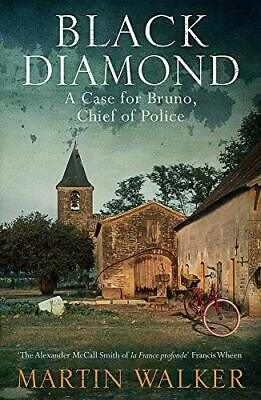 Black Diamond: Bruno  Chief Of Police 3 New Paperback Book • 8.93£