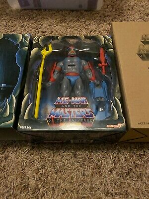 $49.99 • Buy Super7 Masters Of The Universe Filmation Classic Stratos MOTUC NEW!