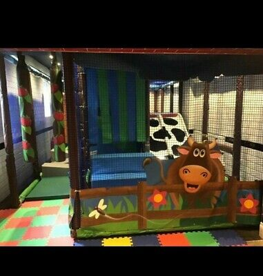 Commercial Kids Soft Play Area • 3.10£