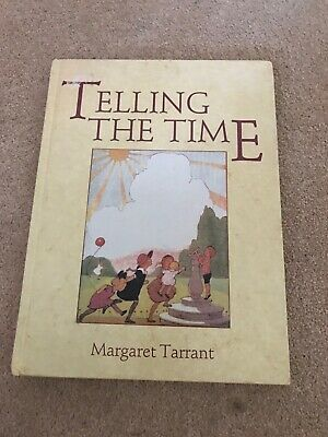 Telling The Time Book Margaret Tarrant Ward Lock & Co  • 3£
