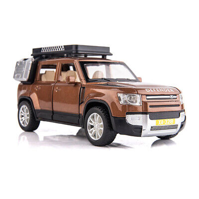 1:32 All-New Land Rover Defender Diecast Model Car Toy Collection Light&Sound • 15.99£