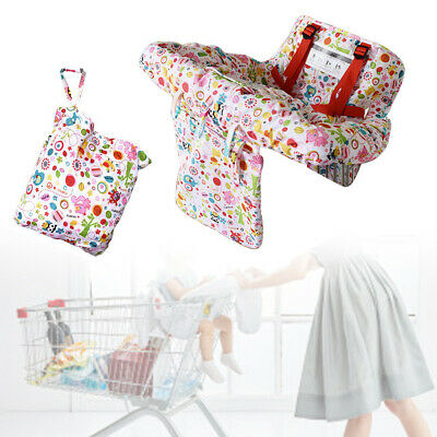 £11.95 • Buy Baby Shopping Cart Cover Protector Mat Child Kid Trolley Seat Chair Cushion Pad