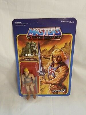 $24.42 • Buy Masters Of The Universe Super 7 He-Man MotU 3.75  2015 Action Figure Unpunched