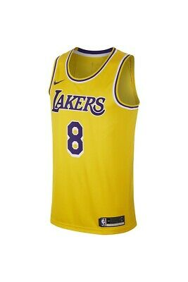 AU248 • Buy Kobe Bryant Icon Swingman LA Lakers Nike NBA Jersey Size XL 52 - Brand New