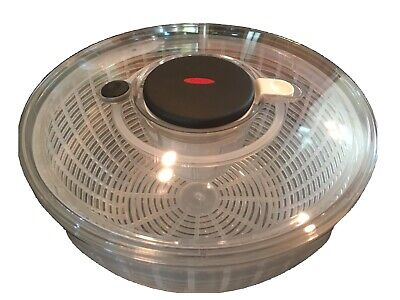 £17.70 • Buy Oxo Large Salad Spinner Clear Euc