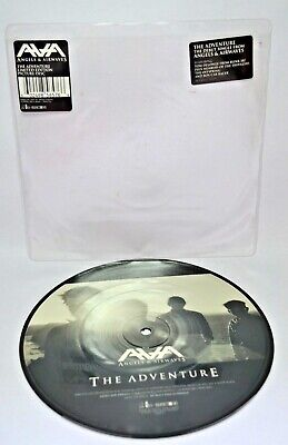AVA Angels & Airwaves The Adventure  Picture Disc 7  Vinyl Record Single • 14£
