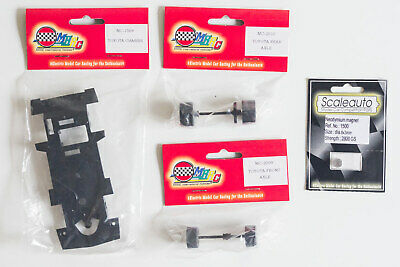 New Airfix/MRRC Toyota 1:32 Slot Car Spare Parts – Chassis, Axles, Magnet • 9.99£