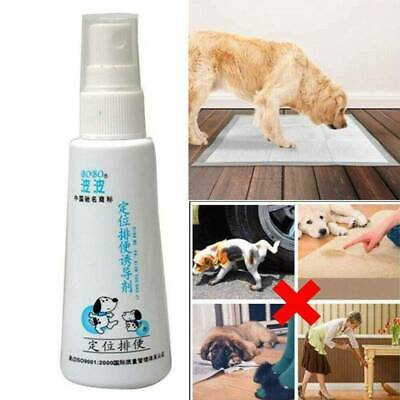 £3.26 • Buy Pet Toilet Behave Training Spray Aid Puppy Dog Cat CL Defecation Inducer S1V1