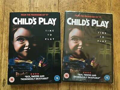 Childs Play UK DVD - NEW, SEALED • 1.01£