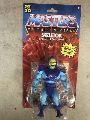 $10 • Buy Masters Of The Universe - Origins - Skeletor - Action Figure - 2020 - NEW