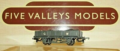 200920/05 Plastic Kit GWR Steel Open Wagon With Load. • 4.99£
