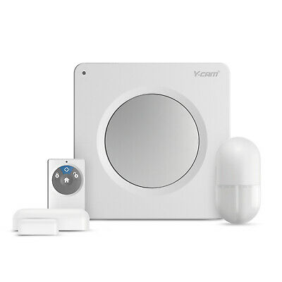 £89.99 • Buy Y-cam PROTECT ALARM Triple Layer Security Alarm System  YPHSS01