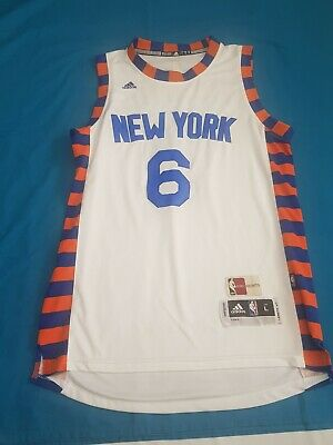 AU25 • Buy Mens Adidas NBA BASKETBALL JERSEY Size L New York