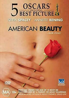 AU4.99 • Buy American Beauty  Starring Kevin Spacey & Annette Bening