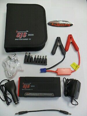 AU111.17 • Buy Smart Start Charger, Power Pack/jump Starter Phone Charger Kit - Ssc05