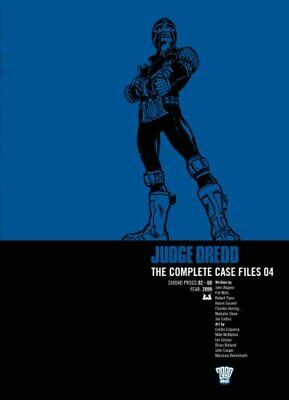Judge Dredd: Complete Case Files V. 4 New Paperback Book • 14.31£