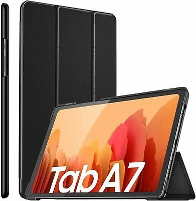 For Samsung Galaxy Tab A7 10.4 (2020) Case Premium Smart Book Stand Cover T500 • 8.99£